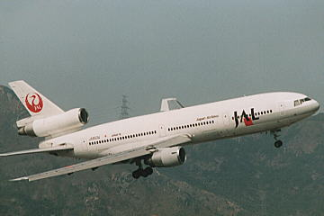 Japan Airlines DC-10-40